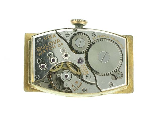 Bulova calibre 7AP movement