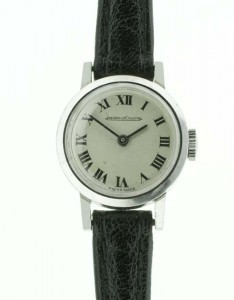 Jaeger LeCoultre ladies watch