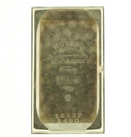 Rolex Prince 1490 inside case