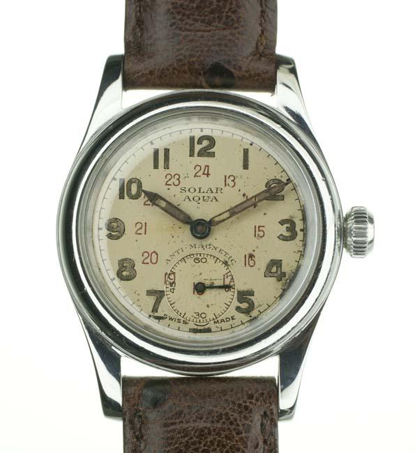Solar Aqua watch
