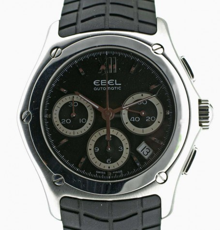 Ebel Classic Wave Chronograph