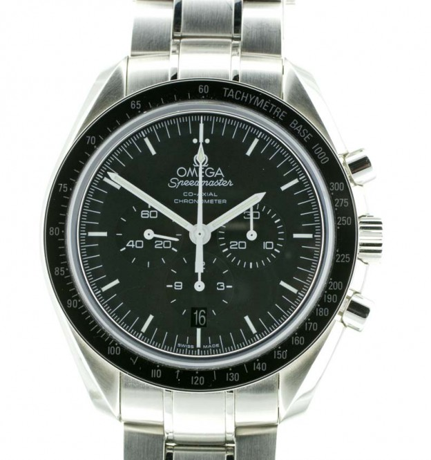 Speedmaster Chronometer dial
