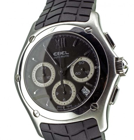 Ebel Wave dial