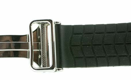 Ebel Wave rubber strap