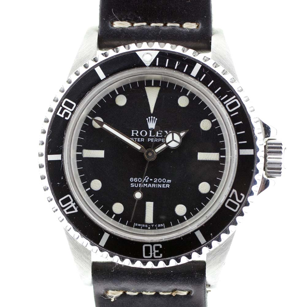 Rolex Submariner 5513 circa 1968 - Used and Vintage ...