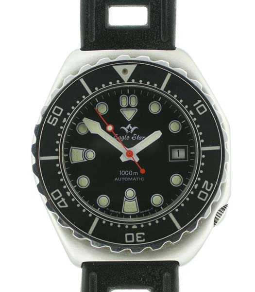 Eaglestar 1000 metre dive watch