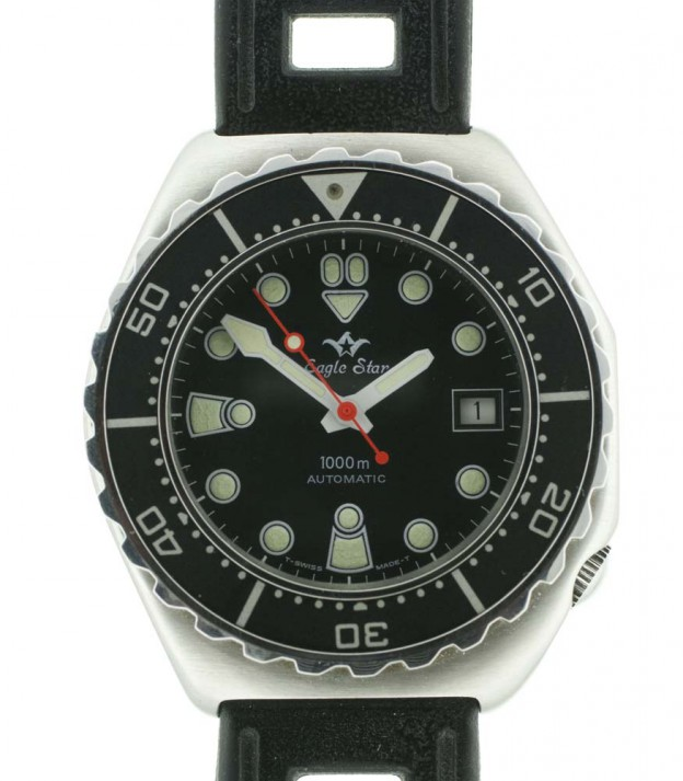 Eaglestar divers watch