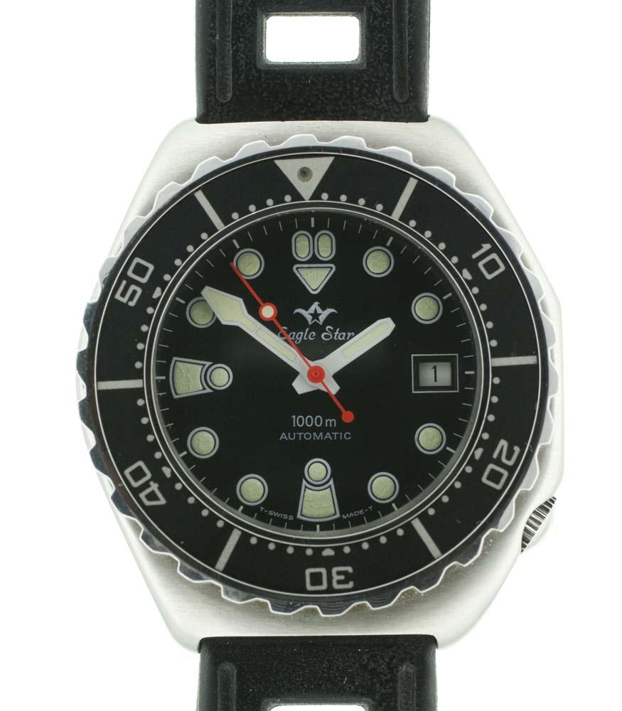 Eaglestar 1000 metre divers watch