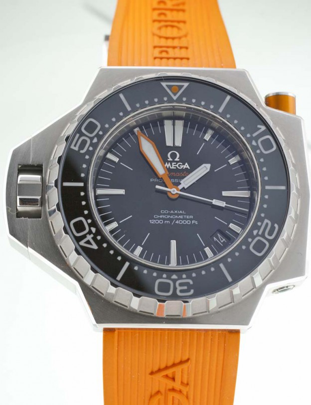 Omega Ploprof dial