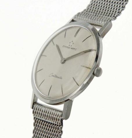 Eternamatic thin dress watch