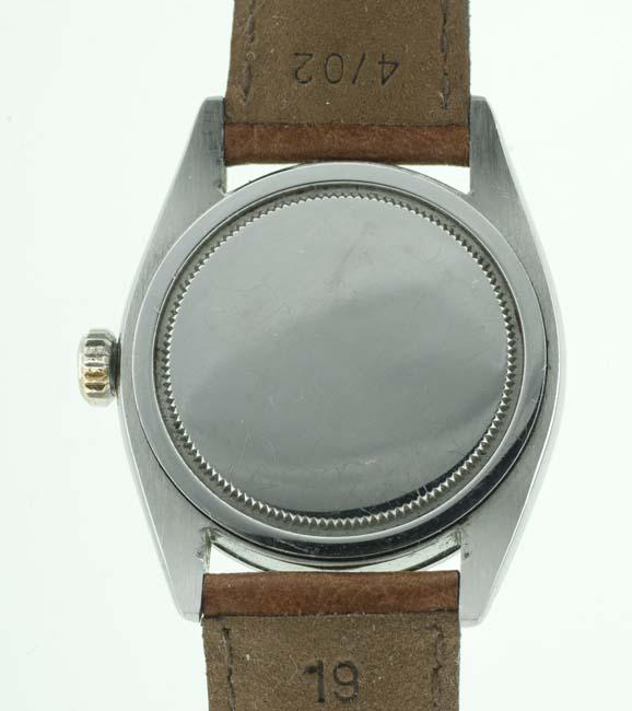 Rolex 6422 case back