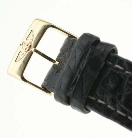 Original Breitling gold crown