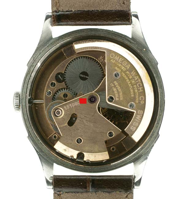 Omega calibre 351 movement