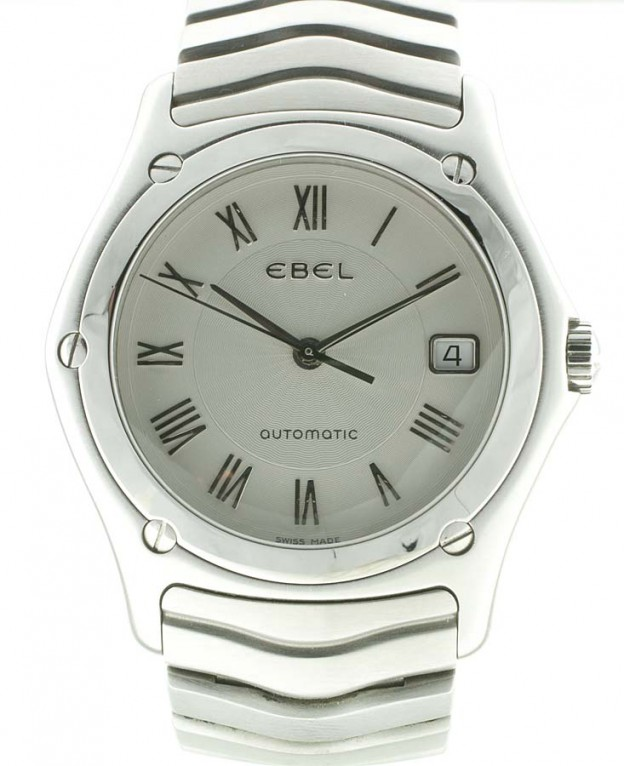 Ebel Classic Wave automatic