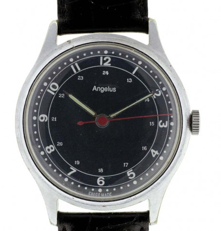 Angelus vintage watch large
