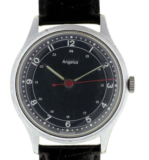 Angelus vintage watch large