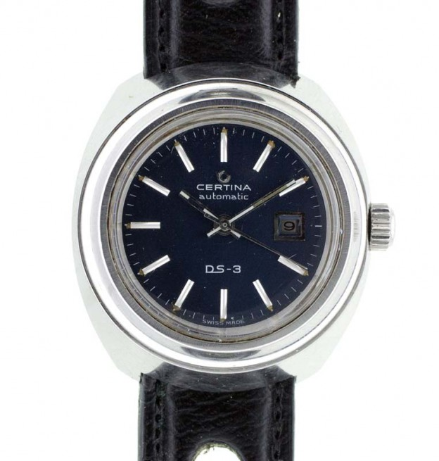 Certina DS3 watch