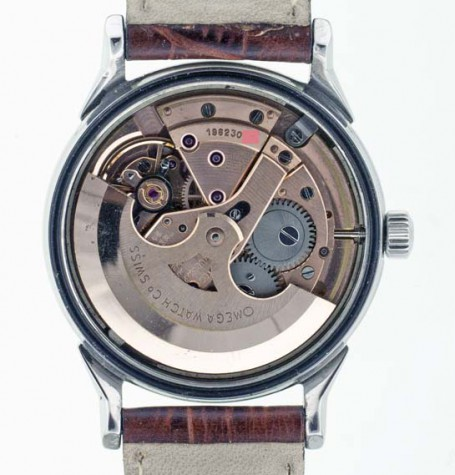 omega caliber 551 movement