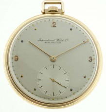 IWC pocket watch c95