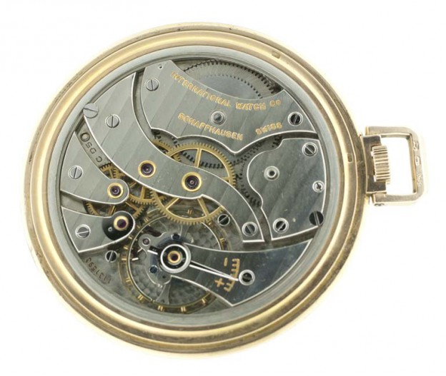 IWC cal 95 movement