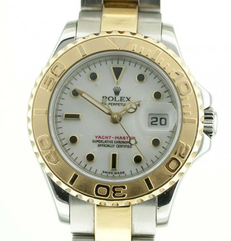 Rolex Yachtmaster ladies watch