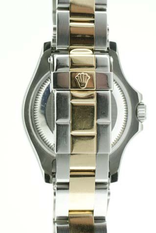 Rolex Yachtmaster Oyster buckle