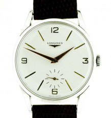 Longines watch with 30L movement