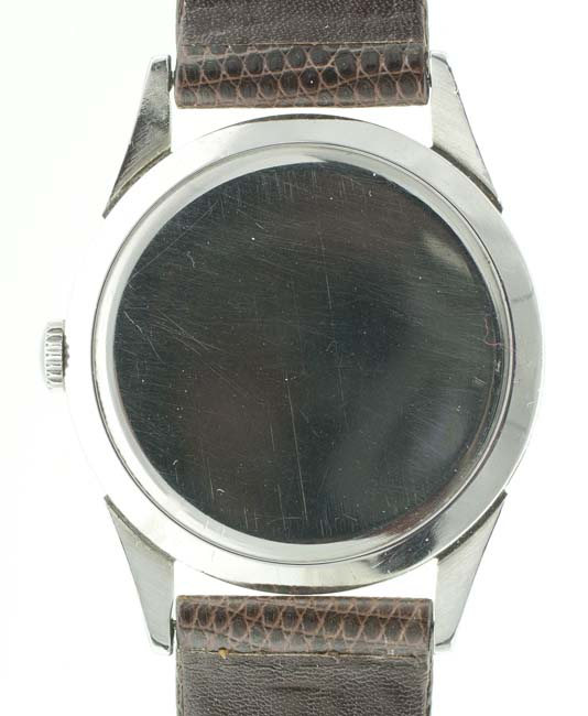 Back of Longines watch