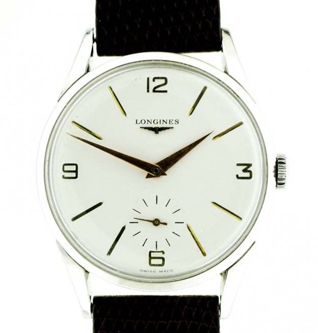 1957 Longines watch