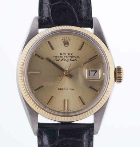Rolex Air King Date 5701