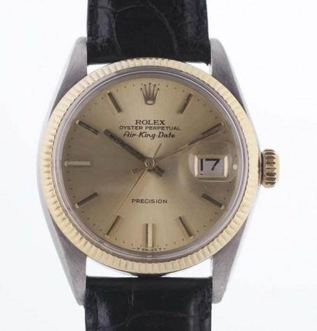 Vintage Rolex Air King Date 5701
