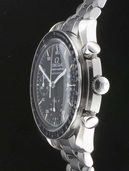 Omega Speedmaster Reduced crown and pushers