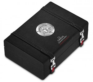 Omega Speedmaster Moonwatch presentation box