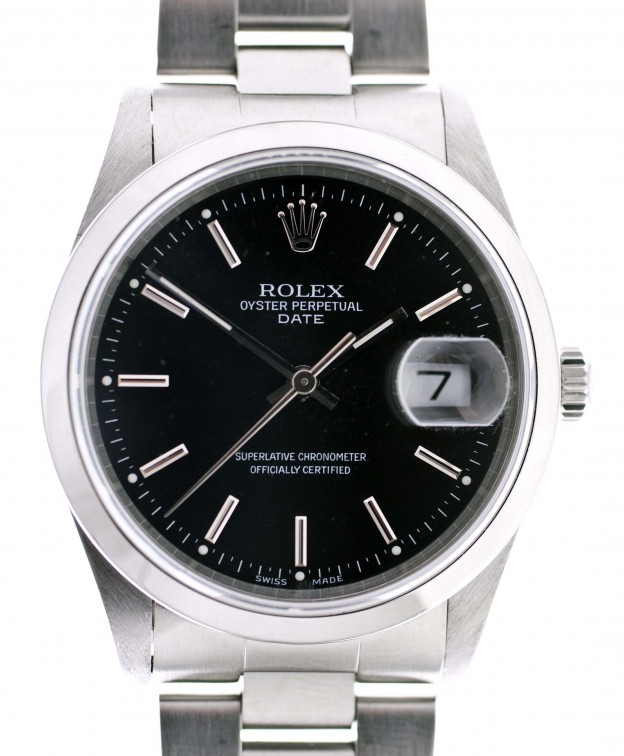 Rolex Oyster Date 15200