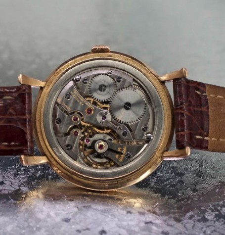 IWC calibre 89 movement