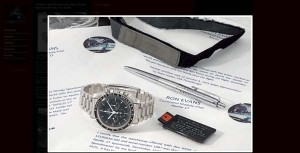 Christies Speedmaster 50 auction