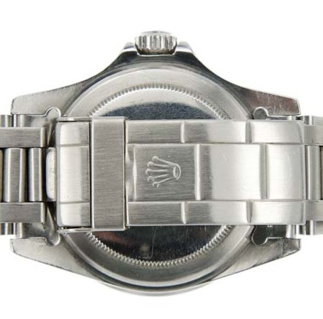 Rolex Submariner bracelet buckle