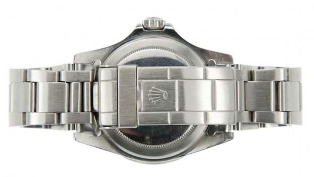 Rolex Submariner bracelet buckle