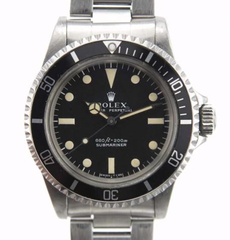 Rolex 5513 dial photo