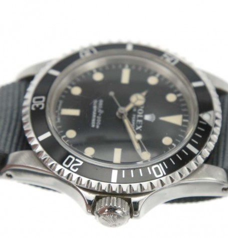 Rolex Submariner 5513 on NATO