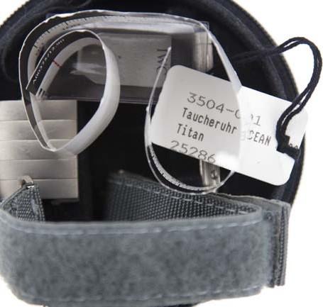 IWC Ocean 2000 Velcro strap