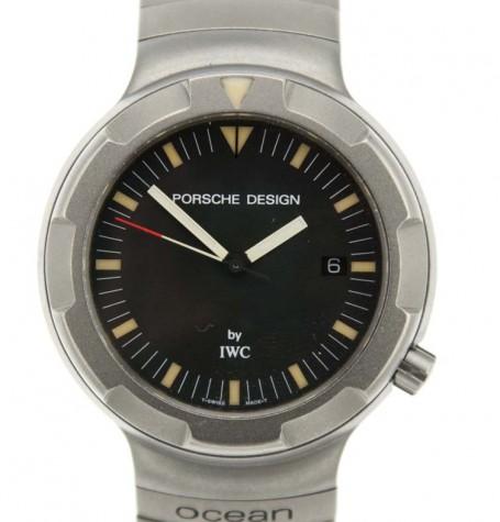 IWC Ocean 2000 dial large