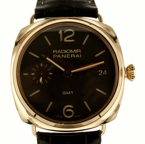 Panerai PAM421 3 day GMT