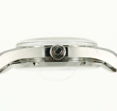Universale Geneve Polerouter signed crown