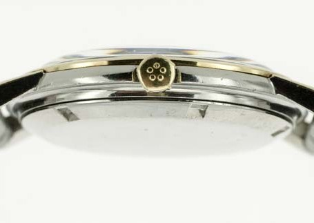 Signed Eterna Matic signed crown