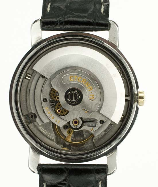 Vintage Eterna Matic 1429U movement