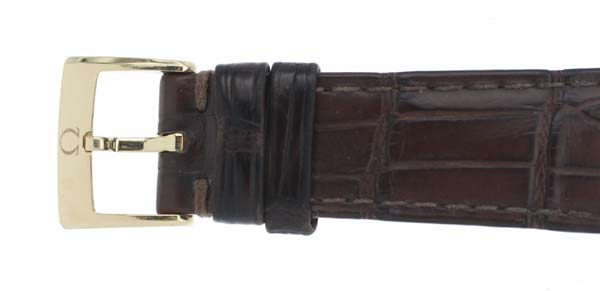 Genuine Omega 18 K buckle