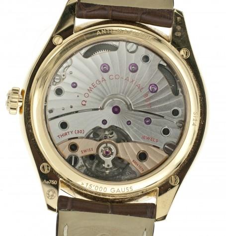Omega Co_Axial Chronometer caliber 8511