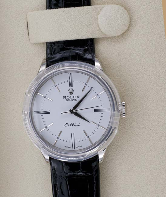 Rolex Cellini bezel protector