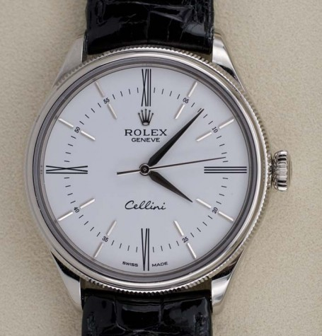 Detailed photo of Rolex Cellini 50509